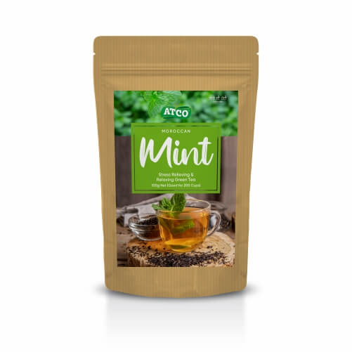 Atco mint packaging