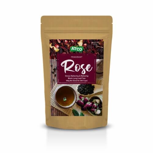 Atco Rose packaging