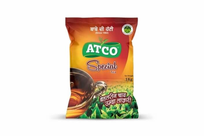 Atco special packaging