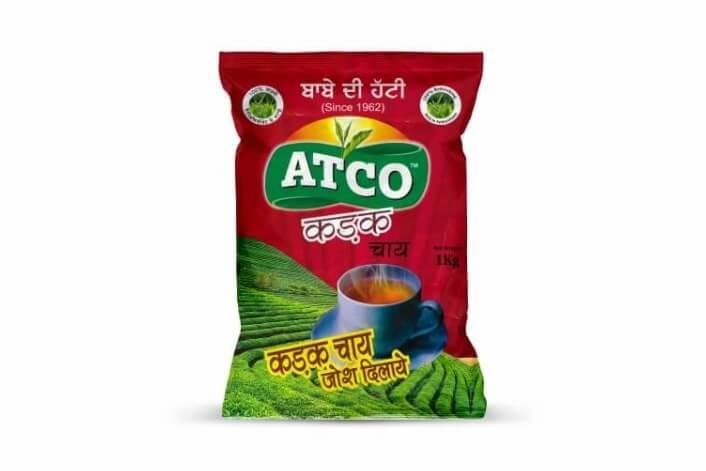 Atco kadak packaging