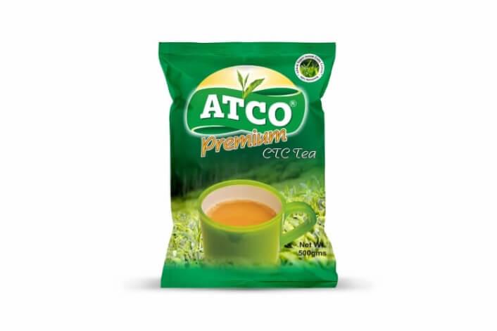 Atco premium packaging