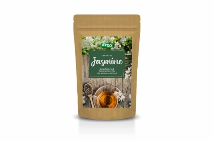 Atco jasmine packaging